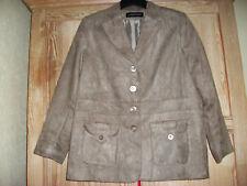 Wardrobe, Suede-look Jacket, 18, BNWOT