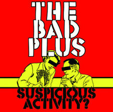 The Bad Plus - Suspicious Activity? [New CD] Manufactured On Demand