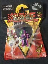 2002 Mattel Yugioh Dark Magician figure Series #1 Rare