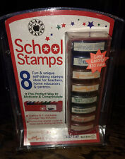 Class Crafts School Stamps 8 Fun And Unique Stamps With Storage Tray