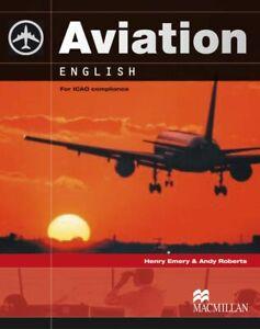 Aviation English für ICAO Sprachtest Lehrbuch von Hueber Verlag