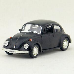 1:36 Beetle 1967 Die Cast Modellauto Auto Spielzeug Model Sammlung Schwarz Kind