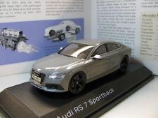 1/43 Audi RS7 RS 7 Sportback diecast (dealer version)