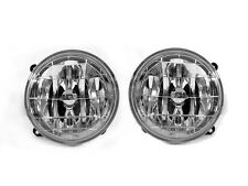 NEW PAIR GLASS FOG LIGHTS FOR 1999-2001 SUBARU IMPREZA 2.5 RS / GC8 GF8 WRX
