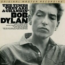Bob Dylan The Times They Are A-Changin' Ltd. Edition of 3000 CD MOFI UDSACD 2179