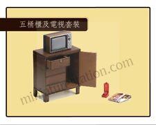 Free Shipping! Mimo Miniature Housing Estate TV set