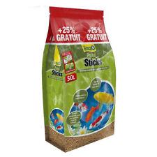 40l Tetra Pond Sticks 4200g Floating Fish Goldfish Food 25 Percent