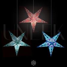 DA 60 cm Hanging Star Paper Lamp Shade - Home Lantern Light Shade Decoration