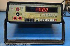 BK Precision Digital Multimeter 2831A ++