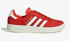 bnib Adidas Trimm Trab UK 9 Rivalry Pack  Merseyside Red   BD7629