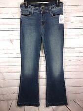 $238 NEW J Brand Jeans (Size 28) Another Love Story Mid Rise Kick Flare Ingenue