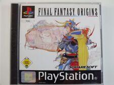 !!! PLAYSTATION PS1 SPIEL Final Fantasy Origins, gebraucht aber TOP !!!