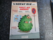 belle reedition  agent 212 poulet aux amendes