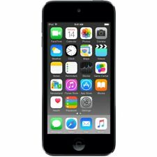 Apple iPod Touch 16GB Retina Display Space Gray 5th Generation MGG82LL/A