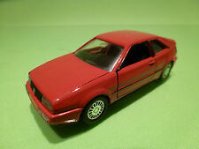 SCHABAK 1018 VW VOLKSWAGEN CORRADO - RED 1:43 - EXCELLENT