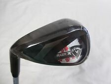New LH Callaway RAZR X Black Womens AW Gap Wedge Graphite Ladies