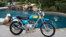 CANDY RIVIERA BLUE Custom Mix Paint for Honda Motorcycles- PINT - SL70 K1