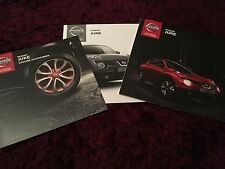 Nissan Juke Brochure set 2013 inc Nismo