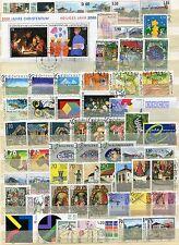 Liechtenstein - Jahrgang 2000 - 2004  o - KW  473, -- €  ( 38356 )