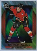 2018-19 O-Pee-Chee coast to coast Polar Lights Parallel Matthew Tkachuk 77/99 SP