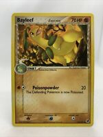 2006 Bayleef Ex Dragon Frontiers Rare Pokemon Card NM 26/101