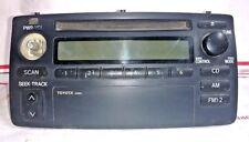2002 2003 2004 2005 Toyota Corolla stereo Am Fm Radio Cd Player 86120-02270 OEM
