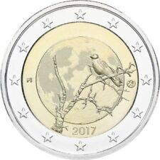 """Pièce Commémorative de Finlande 2017 """"Nature Finlandaise"""""""