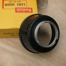 32mm push fit slip on kodak GB lightweight  lens hood shade 56 x 28
