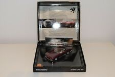 FF 1:43 MINICHAMPS ISO GRIFO 7 LITRI 1968 MAROON RED MINT BOXED