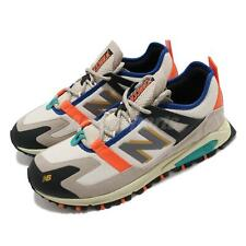 New Balance X-Racer Beige Grey Blue Orange Men Trail Casual Lifestyle MSXRCTCE D