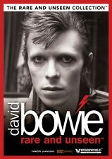 David Bowie Rare and Unseen Live Dvd New 000321172