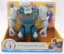 Doomsday & Superman - Imaginext DC Super Friends Fisher-Price DHT67 New