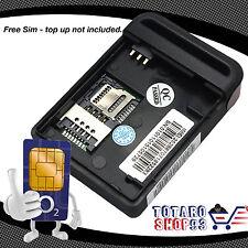 GSM GPS SPIA NASCOSTA GADGET TK102 TRACKER GPS MAGNETICO PER AUTO