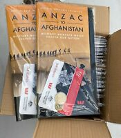 Bulk 20 X 2016 ANZAC TO AFGHANISTAN 100 YEARS One Coin in Album LEGENDS