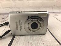 Canon PowerShot SD870 IS 8MP Digital Elph Camera w/3.8x Zoom