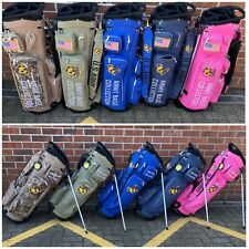 Golf Stand Bag Brand New - UK Stock - Fast Shipping