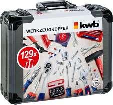Werkzeugkoffer 129-tlg., Werkzeugset, Werkzeugkiste, Werkzeugkasten,Werkzeug Set