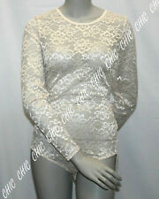 Marks & Spencer The Louisa Lace Collection Stunning Lace Body Champagne RP£22.50