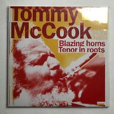 TOMMY MCCOOK - BLAZING HORNS TENOR IN ROOTS * VINYL LP * FREE P&P UK * SVLP393