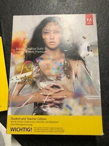 Adobe Creative Suite 6 Design / Web Premium