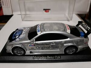 Mercedes Benz CLK 7in Plastic Model by DICKIE SPIELZEUG Made in GERMANY Boxed
