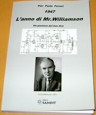 WILLIAMSON Libro - QUAD - LEAK - RADFORD - ARMSTRONG - LOWTHER - TANNOY - ROGERS