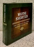 WAYNE SHORTER The COMPLETE COLUMBIA ALBUMS (6-CD BOX SET) WEATHER REPORT