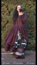 Superbe robe Ewa I Walla couleur prune - Taille L