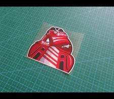 Aussie Casey Stoner DUCATI motoGP Reflective Decal Sticker