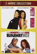 Pretty Woman/The Runaway Bride [DVD][Region 2]
