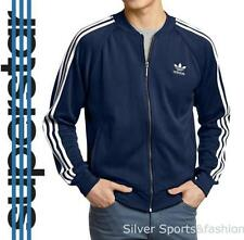 adidas Polyester Long Sleeve Regular Size Activewear for Men