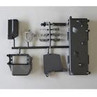 Mugen Seiki Radio Box & Battery Tray, X8E, E2323