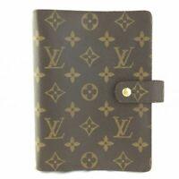 Used Louis Vuitton t090752 Agenda R20105 MM