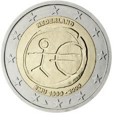 Holland 2009 - 2 Euro Commemorative - 10yrs of the Euro (UNC)